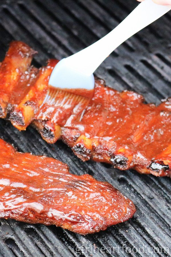 The Easiest Ribs for Labor Day