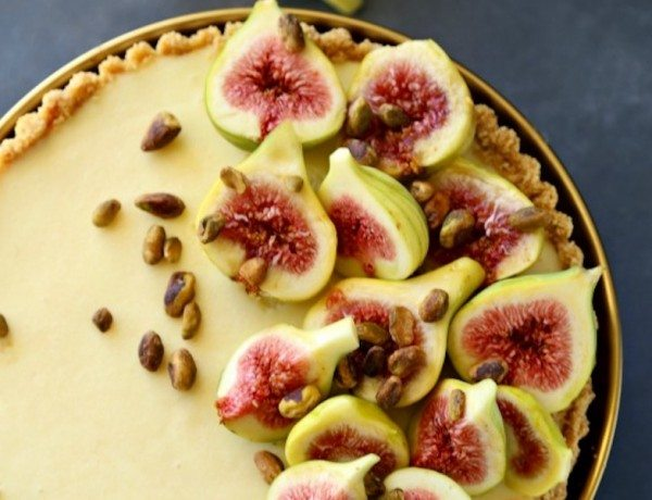 Fig-Mascarpone-Tart