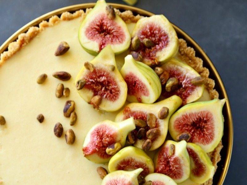 Fig and Mascarpone Tart – Honest Cooking