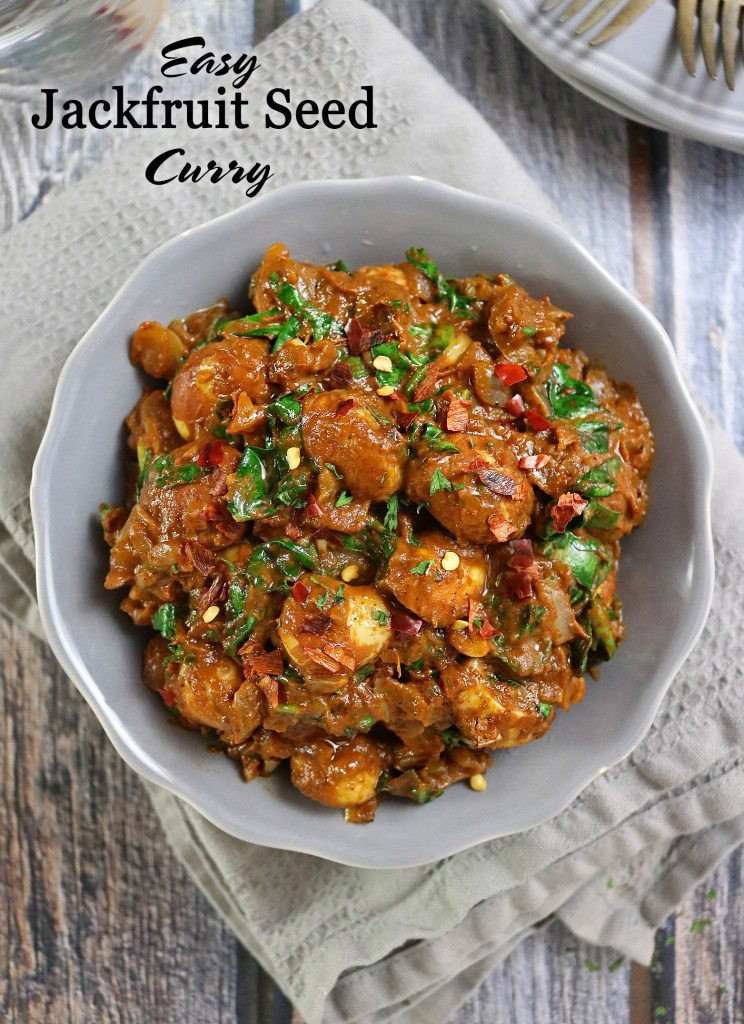 Hearty-Jackfruit-Seed-Spinach-Curry
