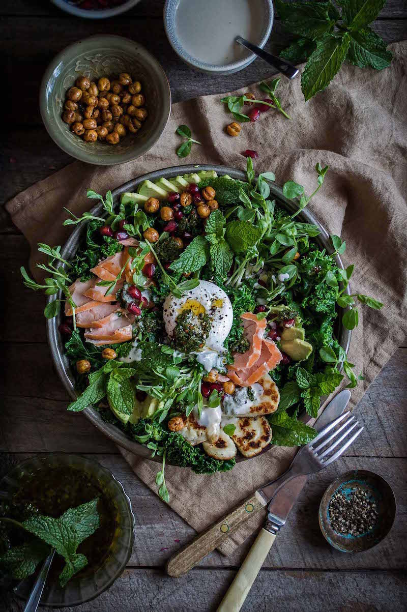 Get Your Greens: 10 Salads We Can't Get Enough of Right Now