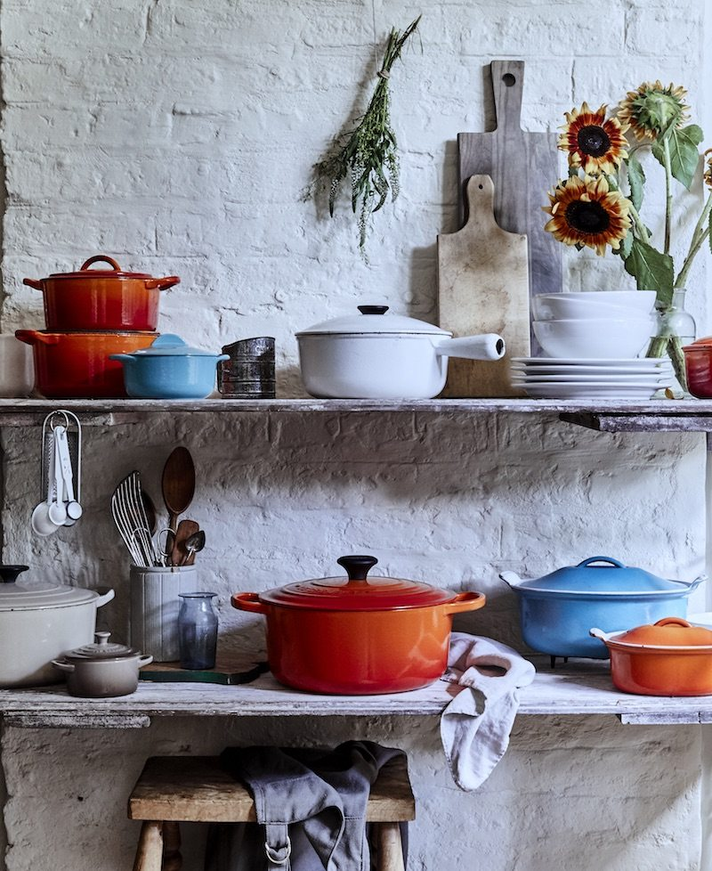 Le Creuset's New Cookbook Makes French Recipes Approachable
