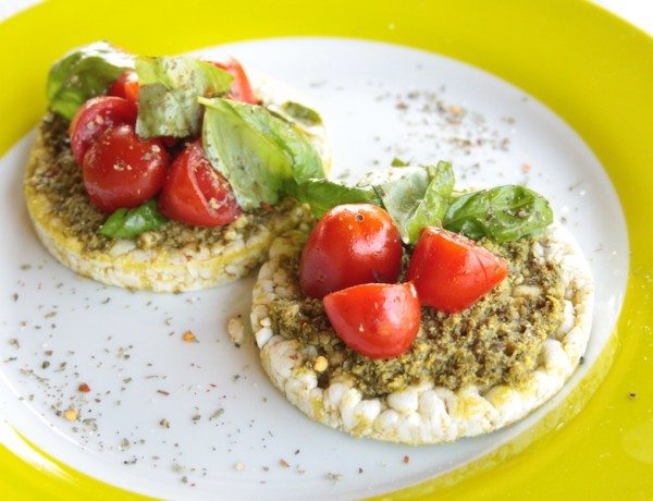A New Summer Bruschetta