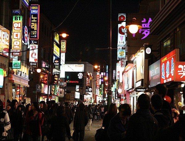 Seoul-at-Night