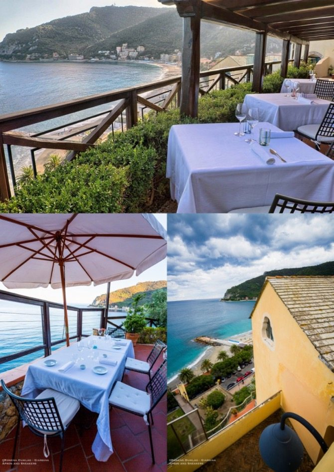 Ristorante Vescovado: Food Paradise on the Coast