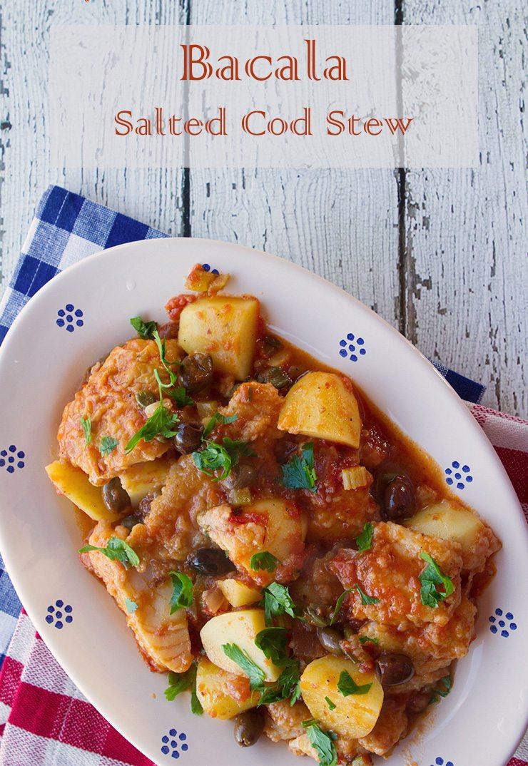 Baccala Salt Cod Stew