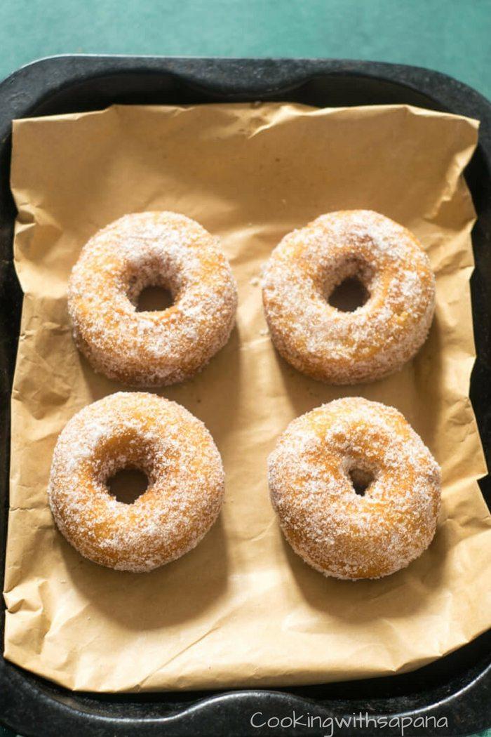 No-Rise Doughnuts