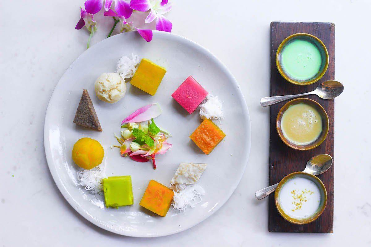 gluten dairy free rice desserts