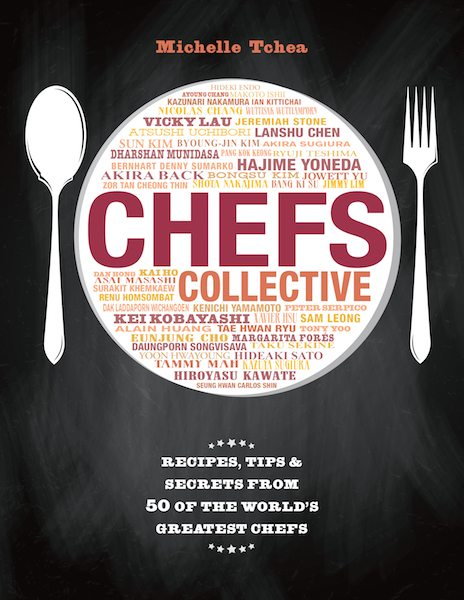 Cookbook Giveaway! Chefs Collective: Recipes, Tips and Secrets from 50 of the Worlds Greatest Chefs