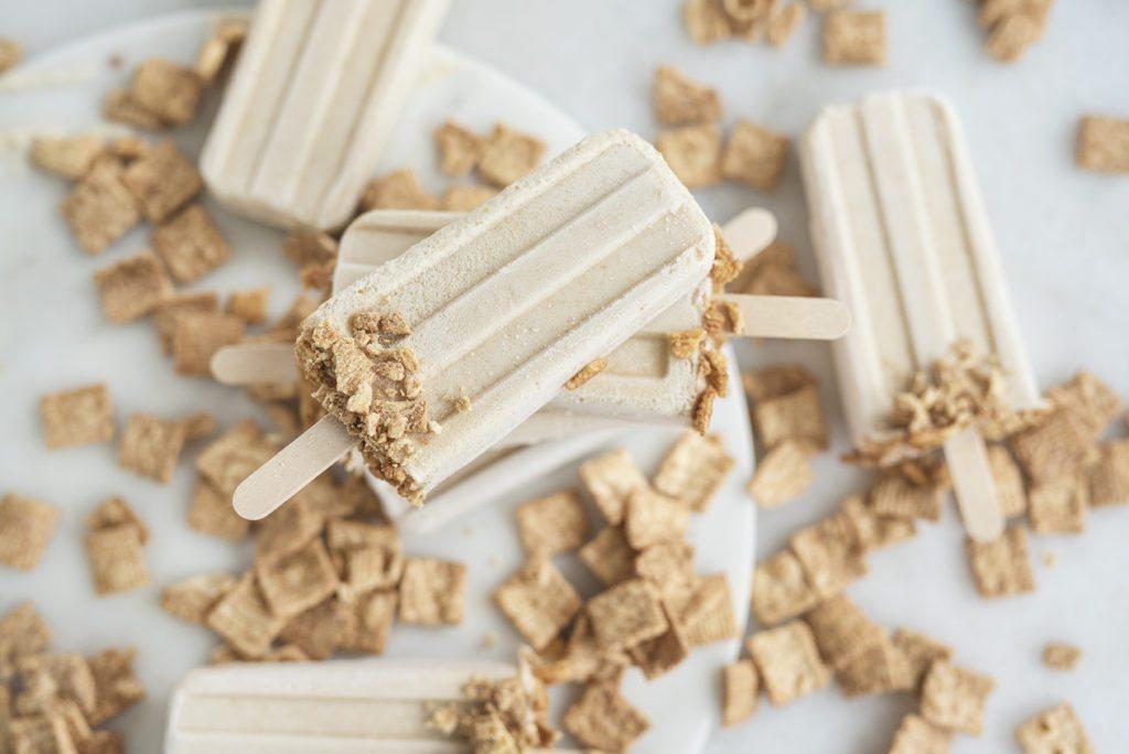 Breakfast for Dessert: Cereal Popsicles