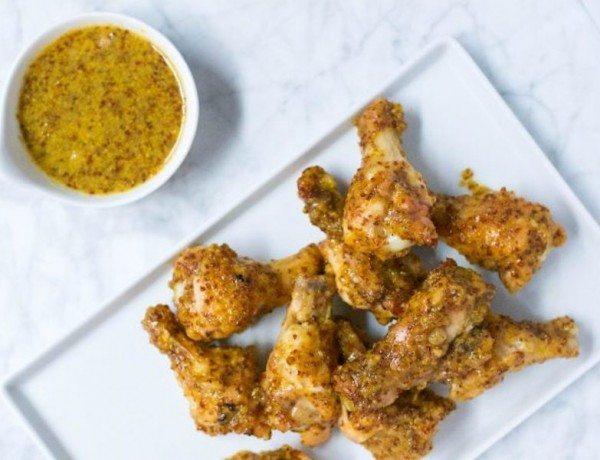 Honey-Mustard-Chicken-Wings-7-680x453