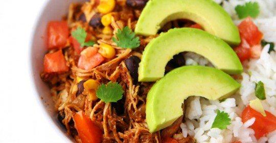 Slow-Cooker-Chicken-Burrito-Bowls-5
