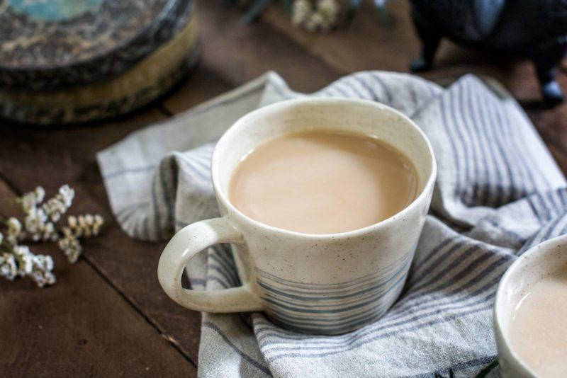 Vanilla Whiskey Chai