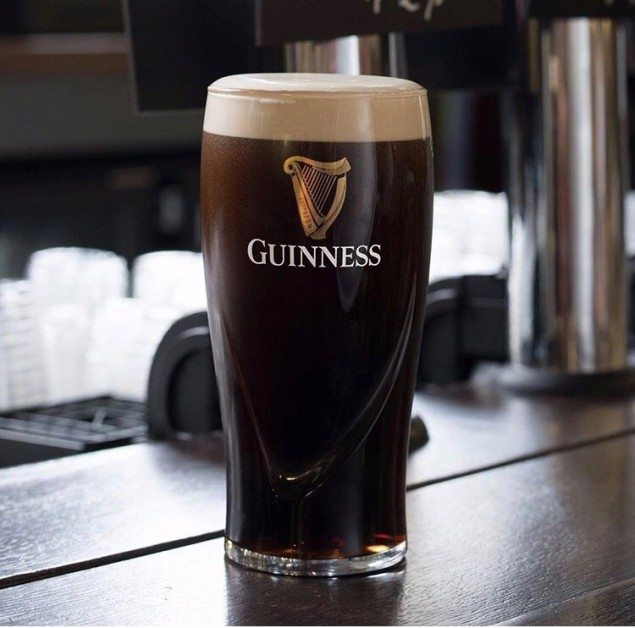 photo courtesy https://www.instagram.com/guinness/