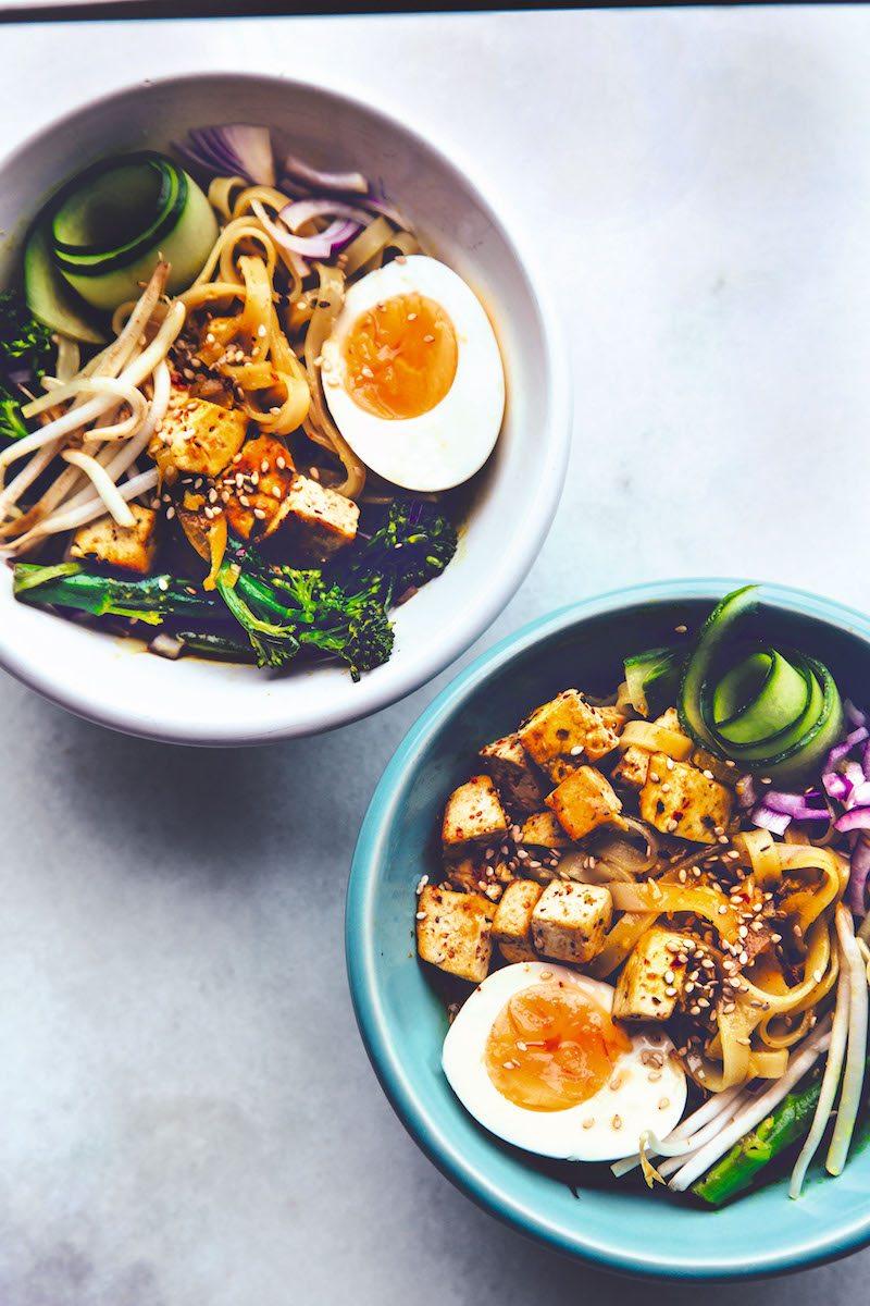 Vegetarian Bowls of Goodness