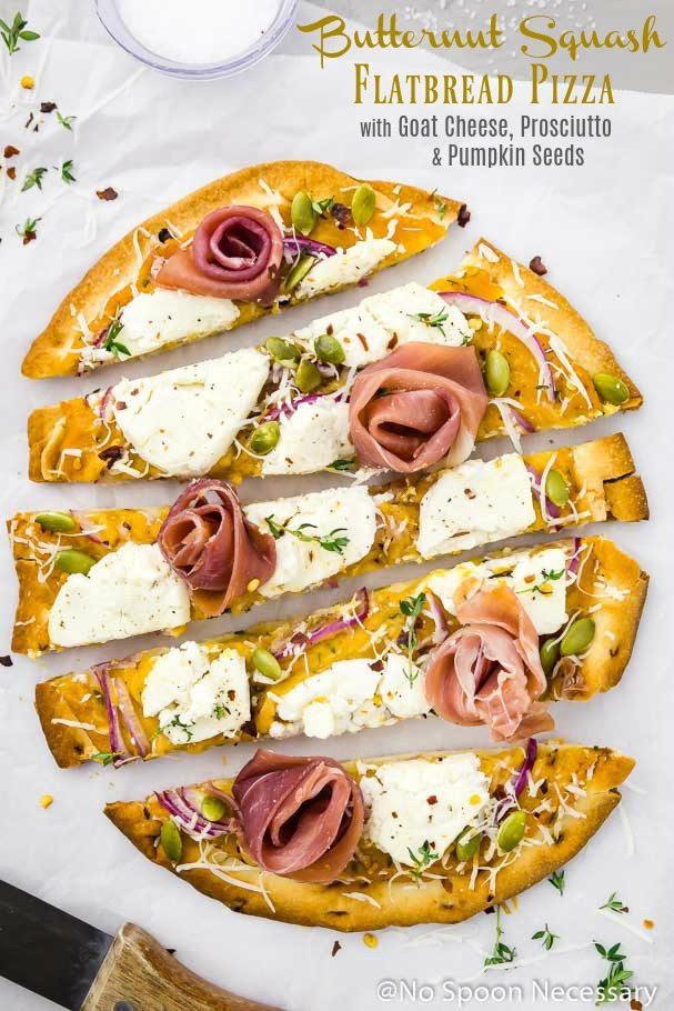 Prosciutto and Butternut Squash Pizza