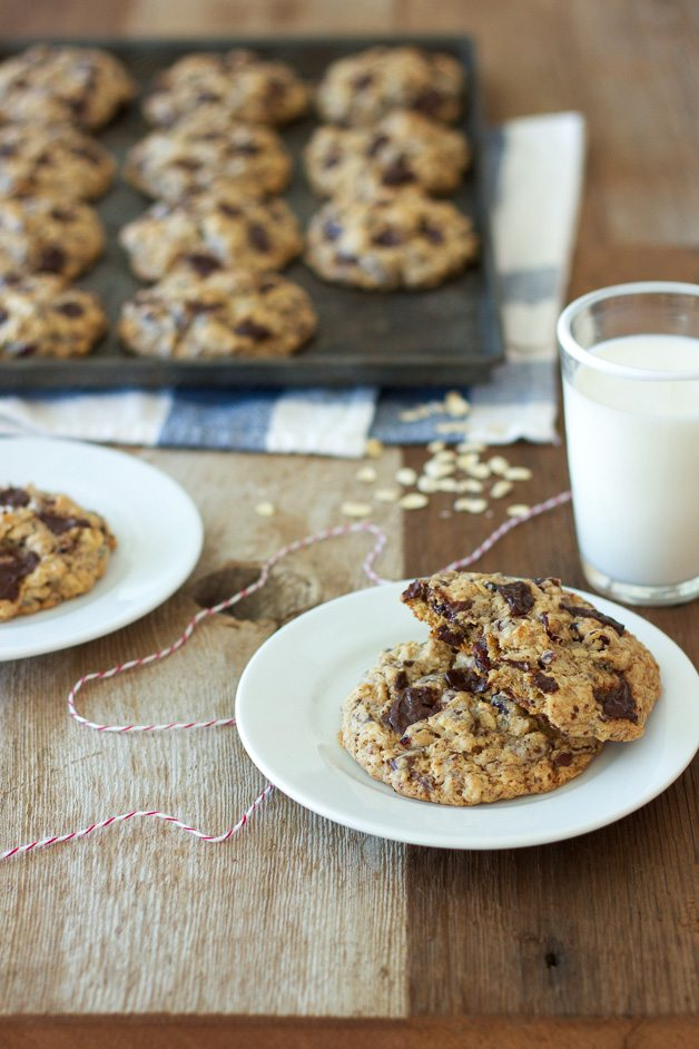 Cranberry Chocolate Chunk Cookies