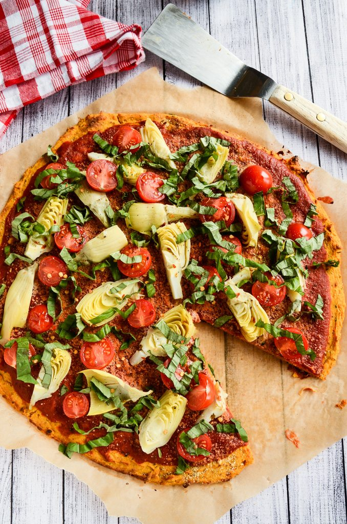 Alternative Pizzas for National Pizza Month
