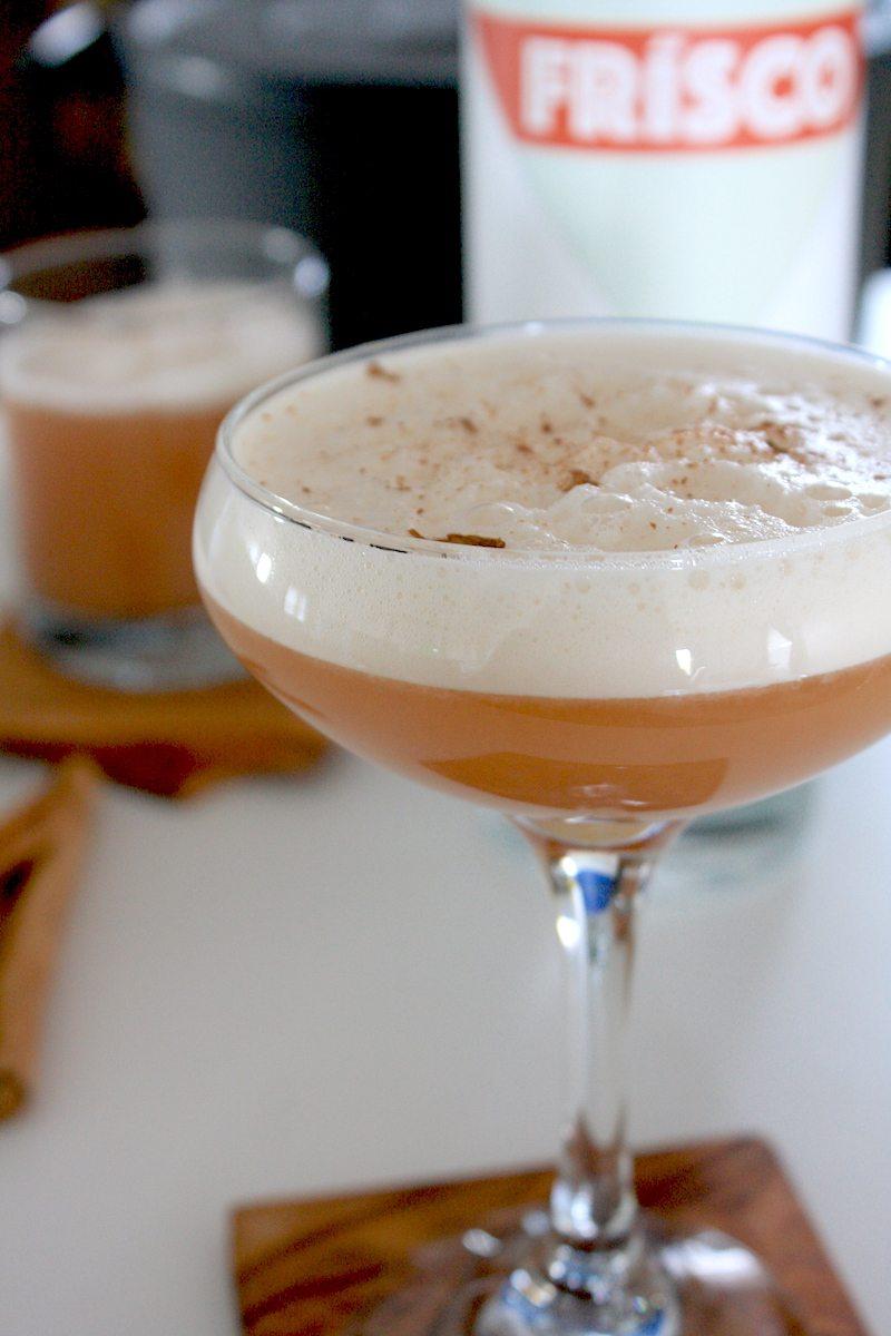 Apple Brandy Sour