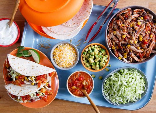 3 Delicious Tacos to Celebrate National Taco Day at Every Meal