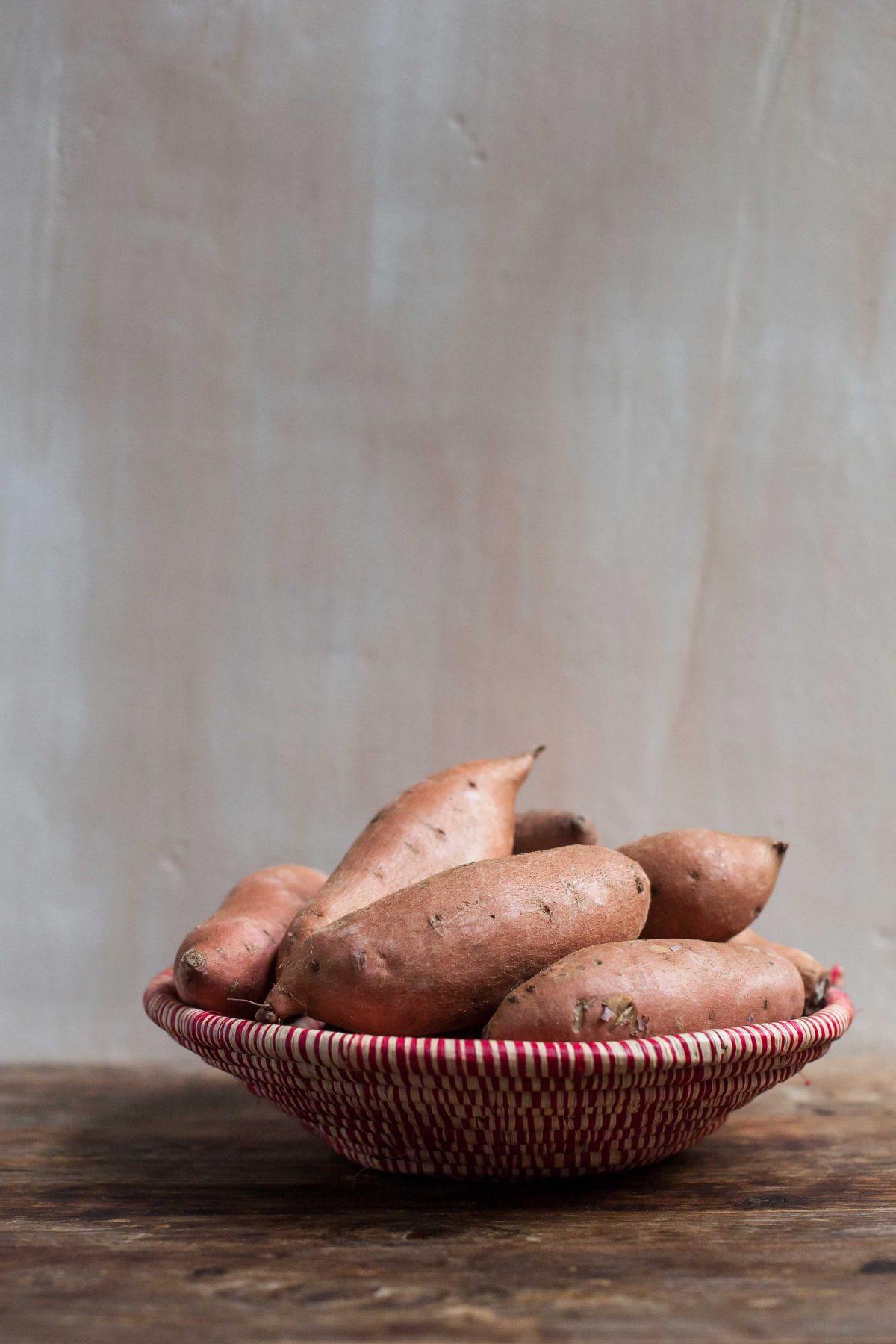 Stuffed Sweet Potatoes 6 Ways