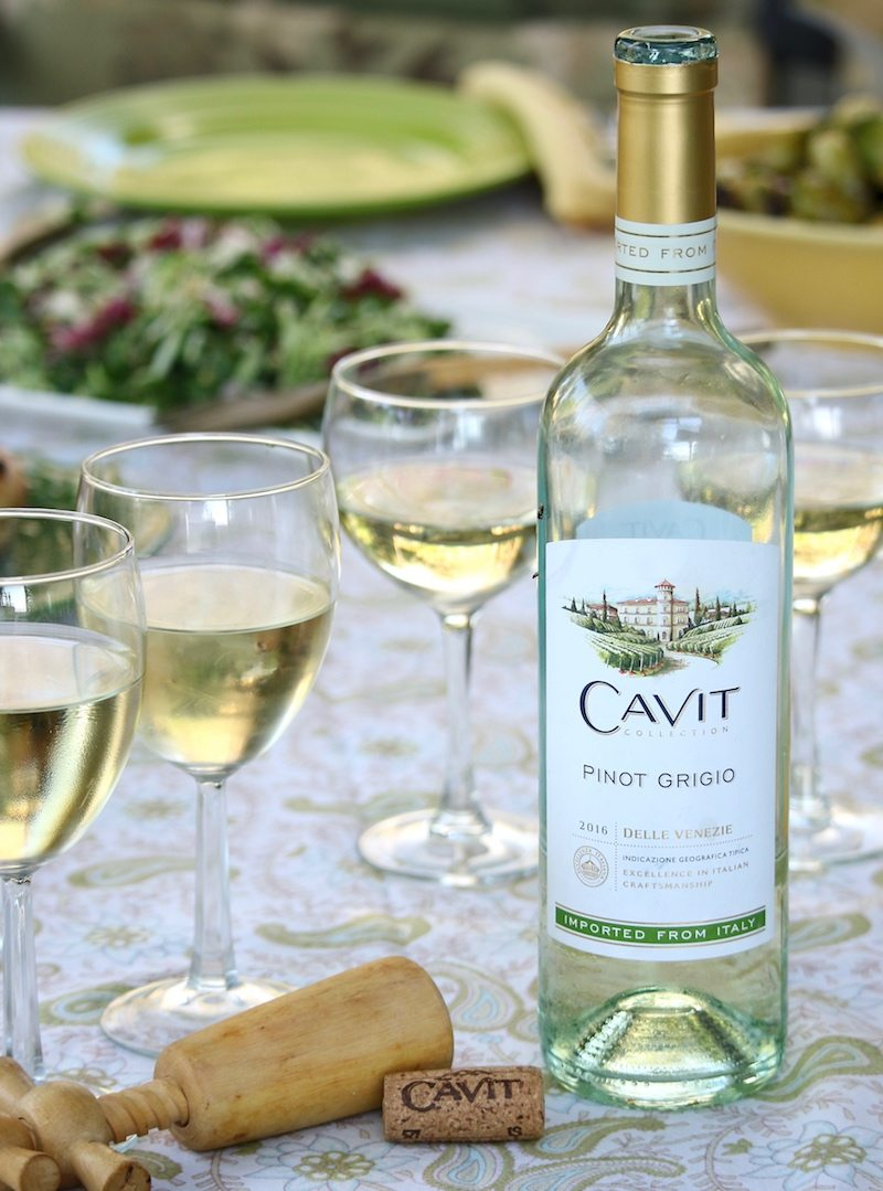 Tips to Pairing Cavit Wines with Thanksgiving Feast