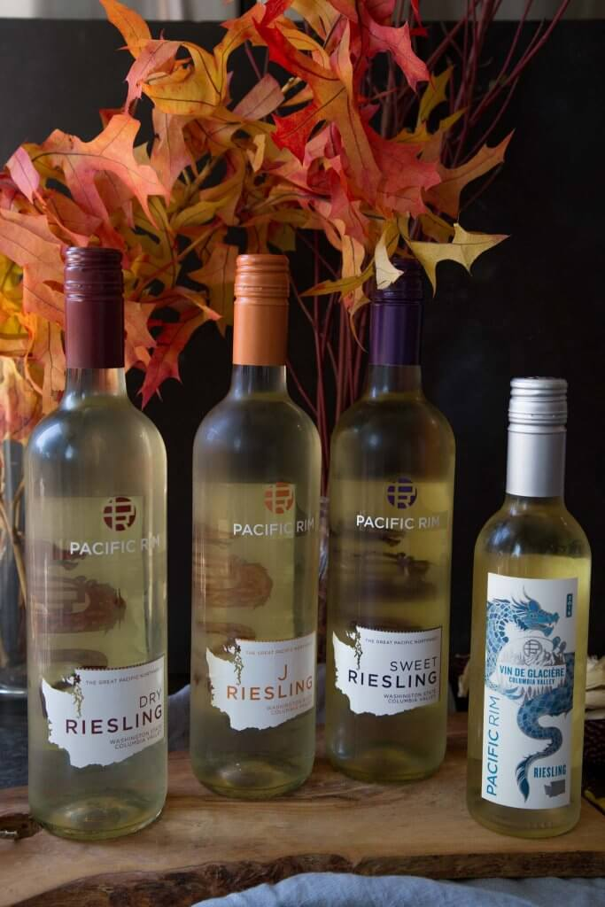 Thanksgiving Pairings with Riesling Wine