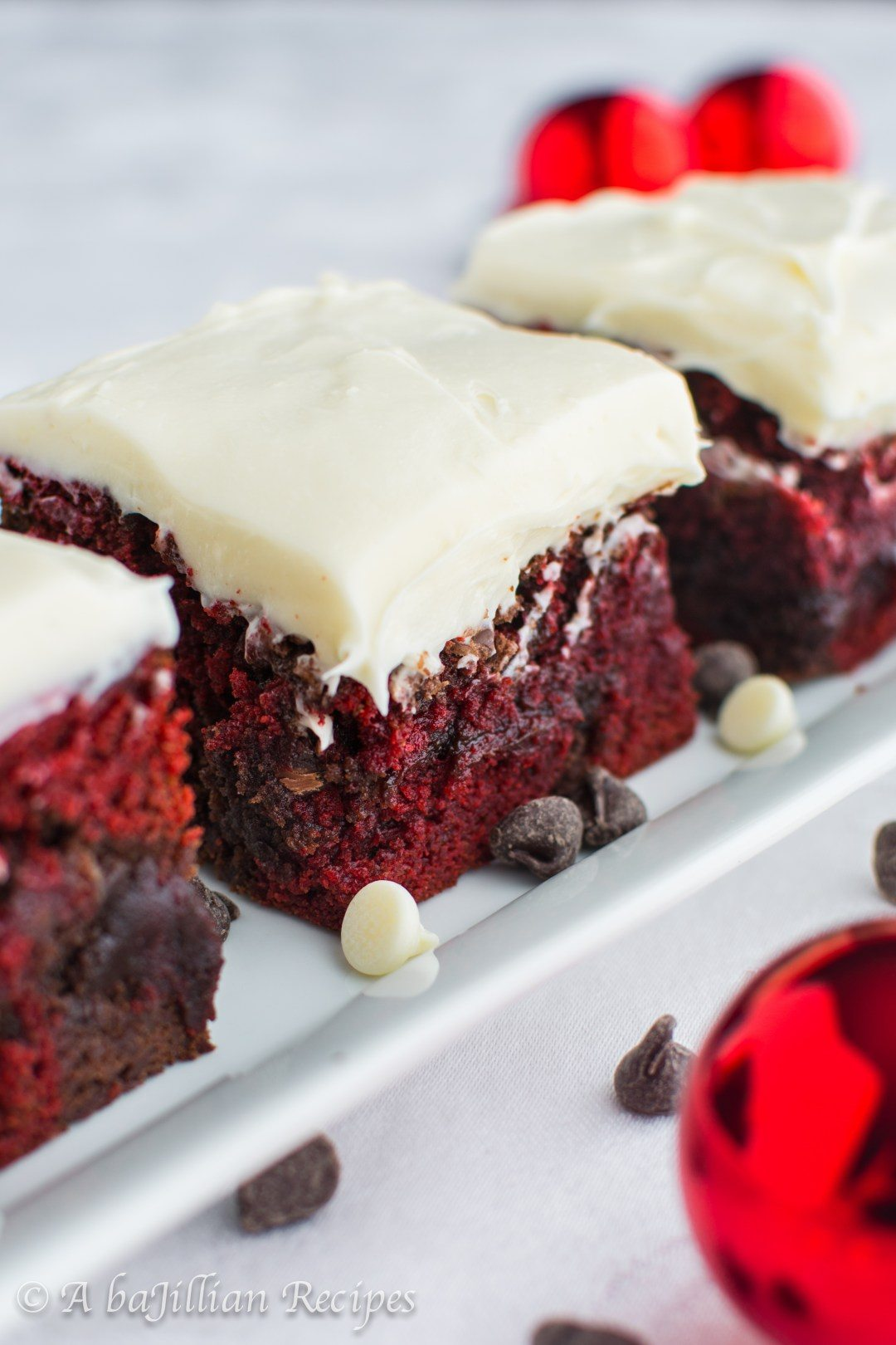Red Velvet Cake Mix Fudge Recipe