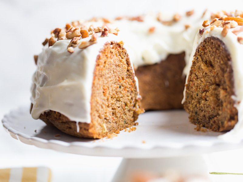 Fruit Cake Recipe In A Bunt Pan