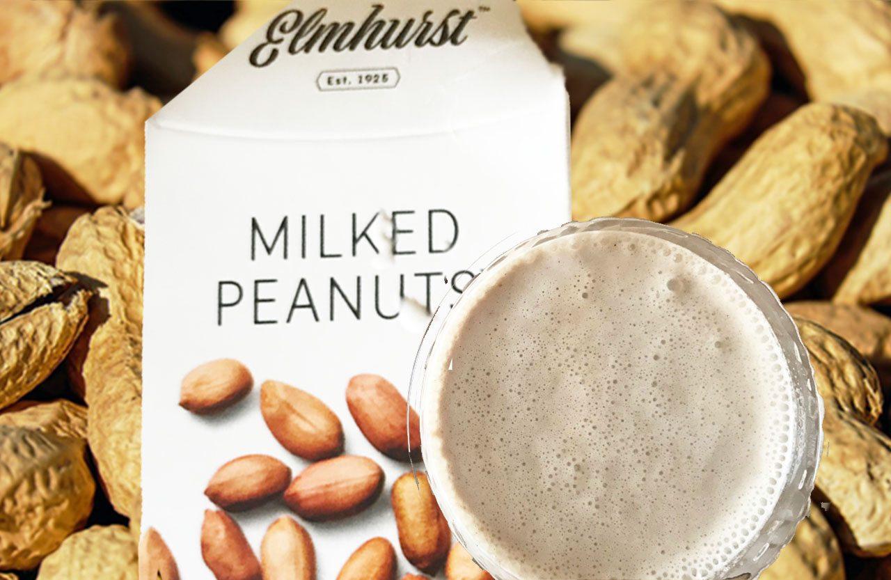 Milked Peanuts - Elmhurst
