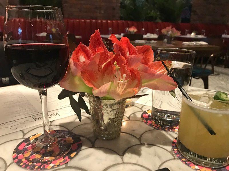 the harvey drinks