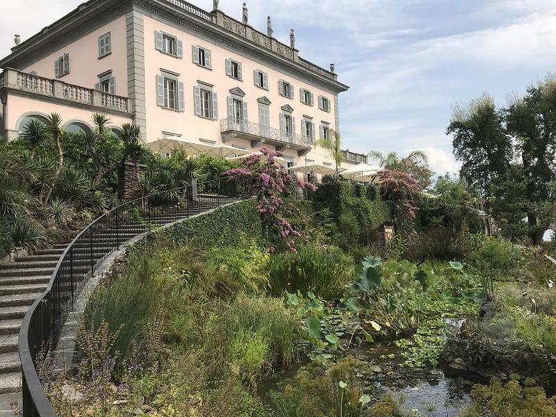 The Brissago Islands - Botanical park, Ascona