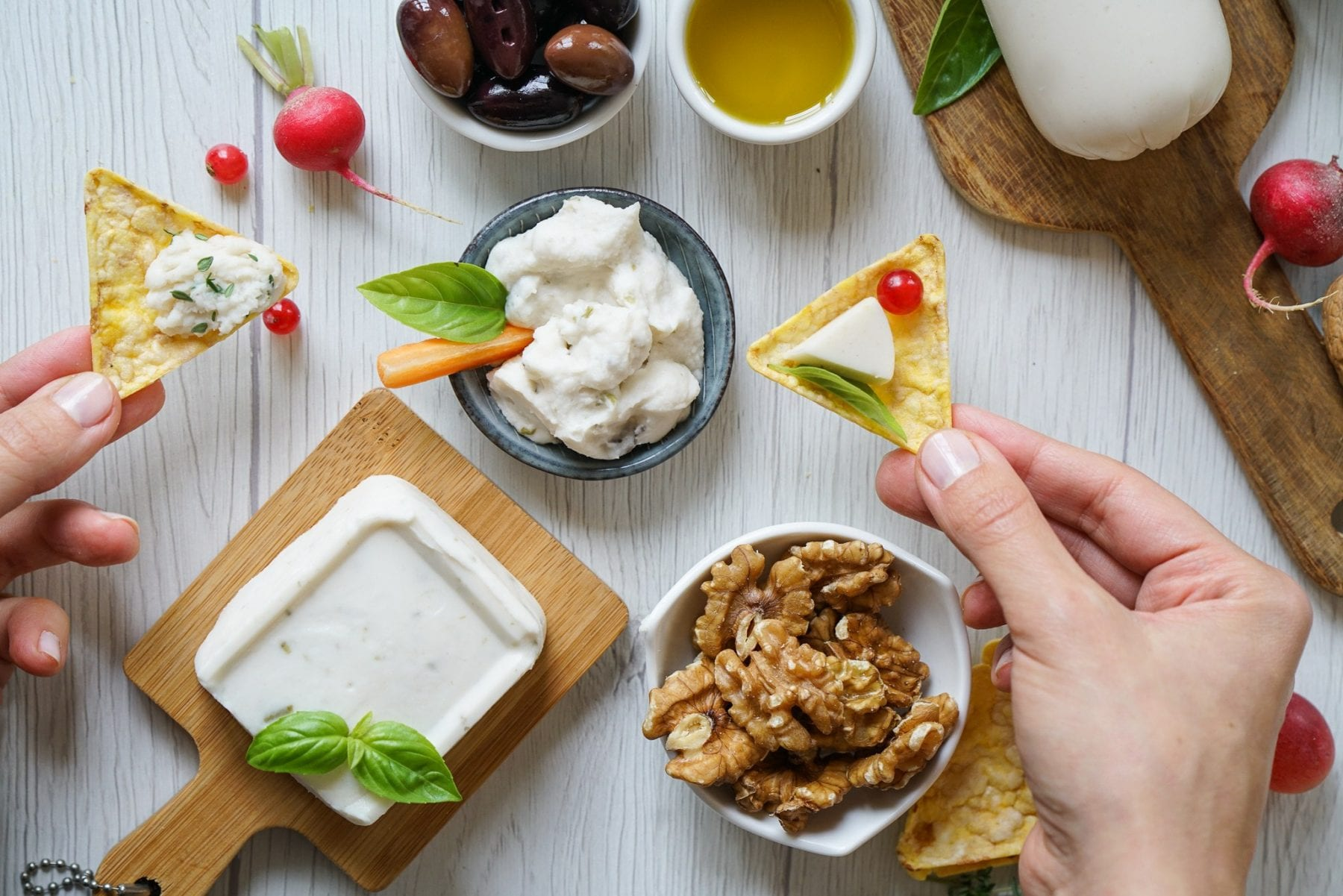 How To Build The Best Dairy-Free Cheese Platter Italian Style