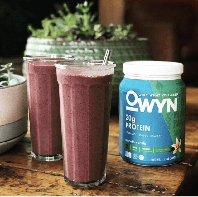 OWYN Protein Smoothie - Jules Shepard