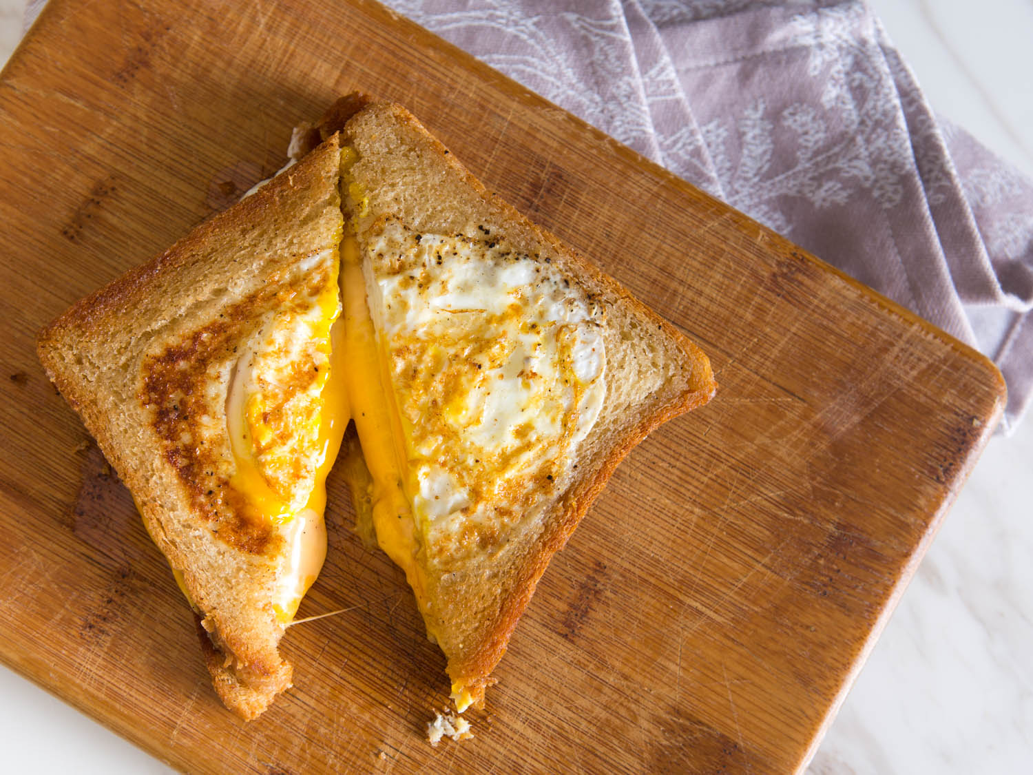 Easy And Satisfying Our Favorite Grilled Cheese Sandwiches