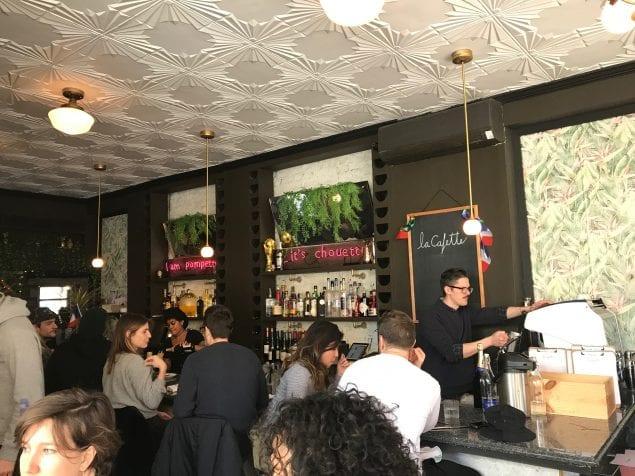 La Cafette - Indoors