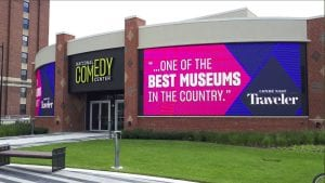 National Comedy Museum courtesy of iloveny.com