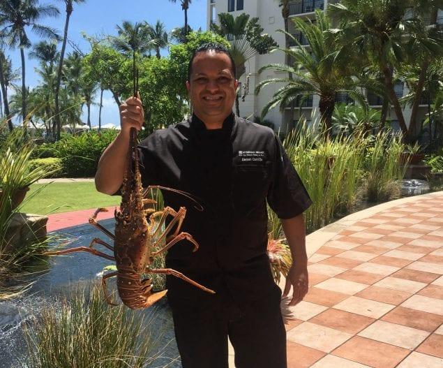 Executive Chef Ramon Carillo