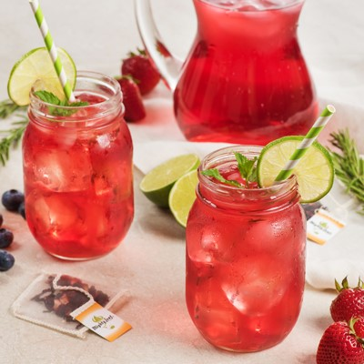 Three Refreshing Iced Tea Recipes For Summer