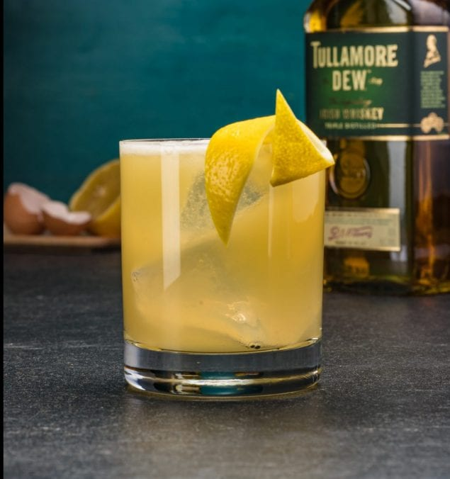 Tully Sour Cocktail