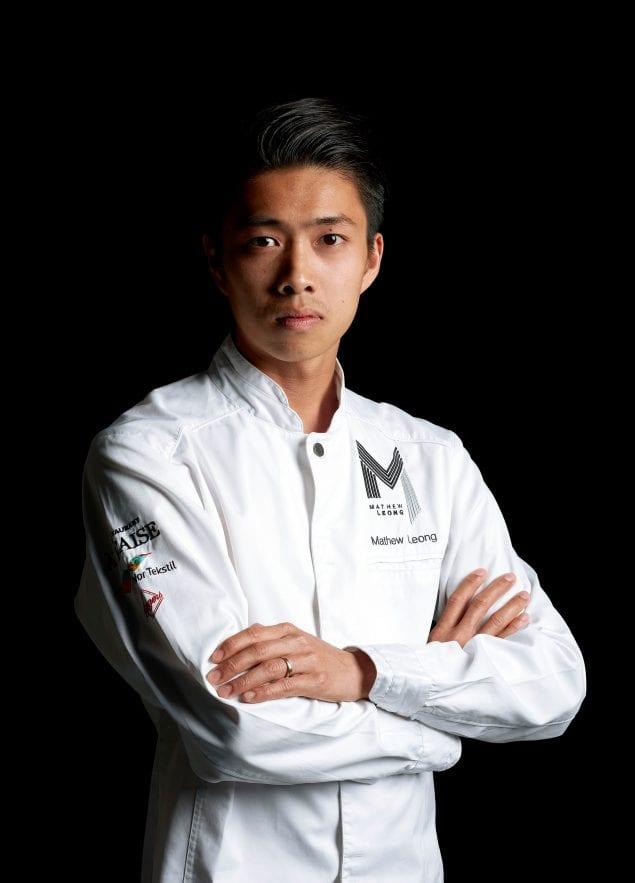 Mathew Leong Dreams Of Bocuse d'Or