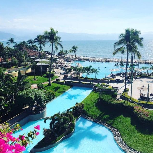 Indulge at The Marriott Puerto Vallarta Resort & Spa