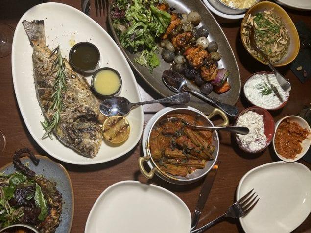 Savida, New Mediterranean Restaurant in the Heart of Tribeca