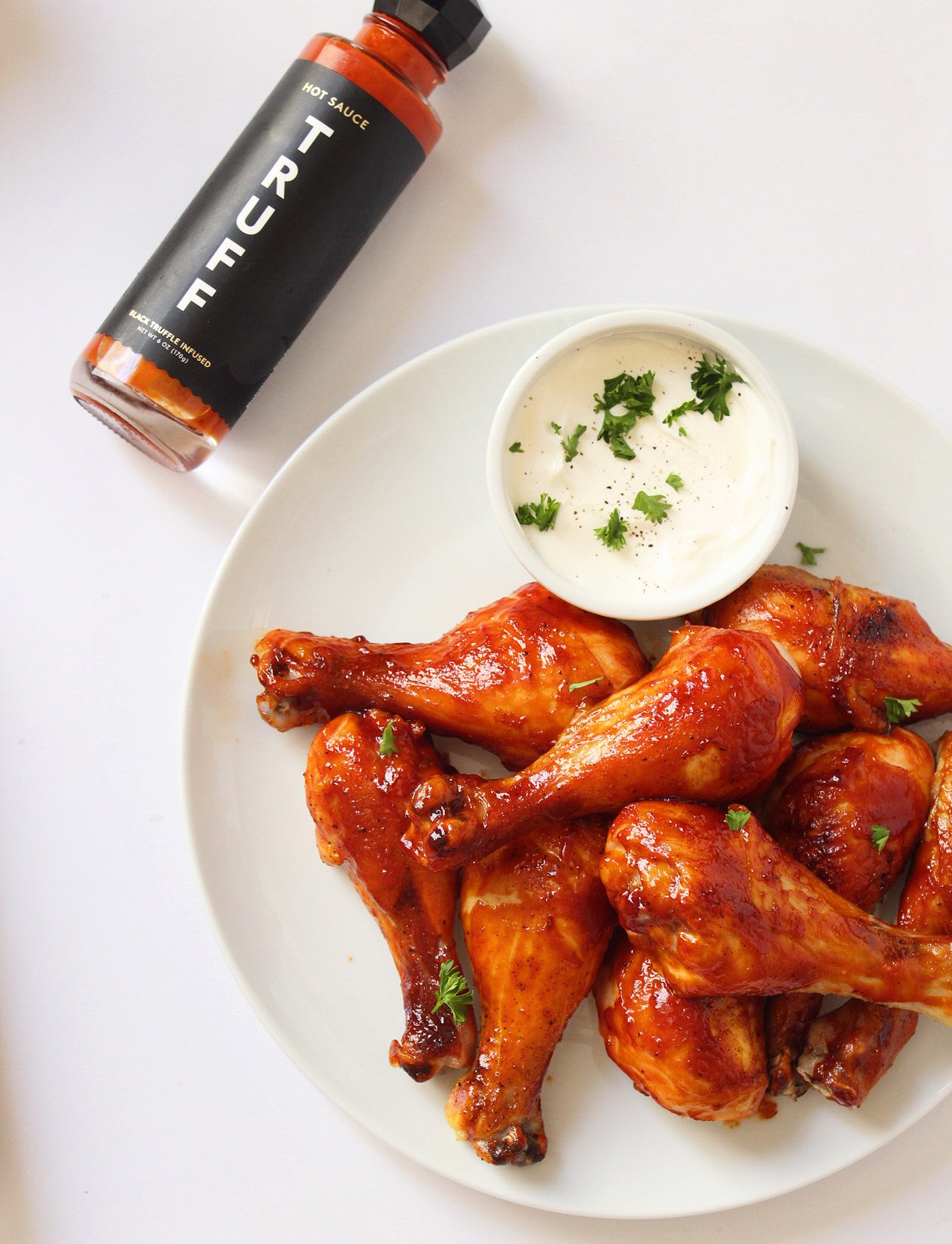 TRUFF Chicken Wings