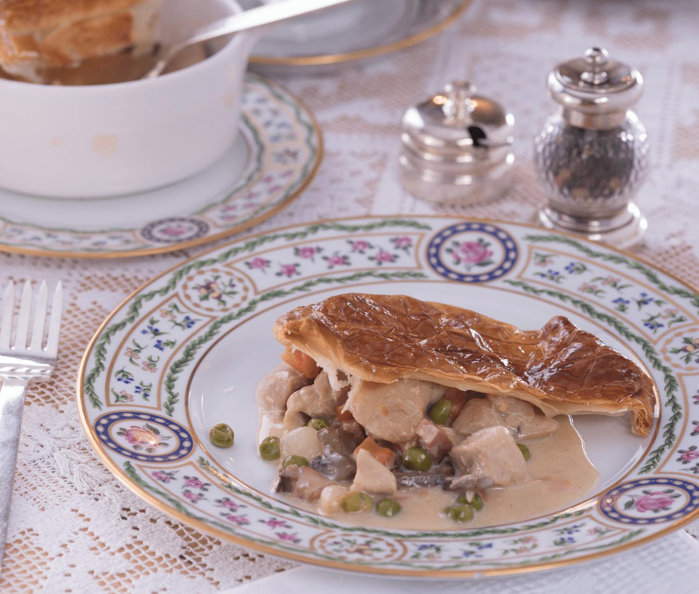 Mrs Tollman's Divine Chicken Pot Pie