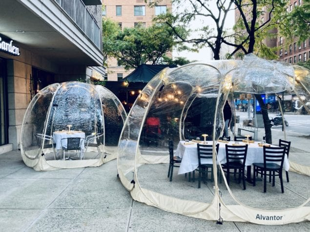 Lucciola Restaurant, NY – The Charm of Bologna on Amsterdam Avenue