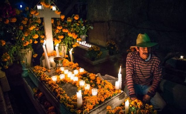 How Three Tequila and Mezcal Making Families are Celebrating Dia de los Muertos