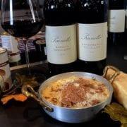 White Truffle Polenta with Parmigiano Reggiano 24 Months