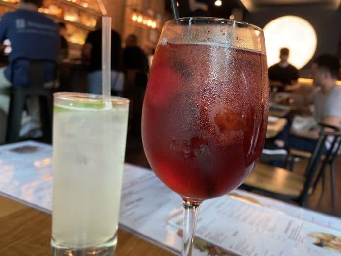 Jeju Spritz , Highball Cocktails - Barn Joo Nomad